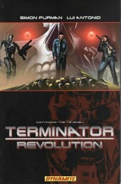 Terminator: Revolution (2008) -INT- Terminator: Revolution