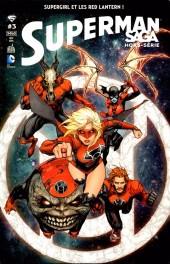 Superman Saga -HS03- Supergirl au sein des Red Lantern