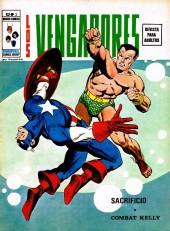 Vengadores (Vol.2) (Los) -3- Sacrificio