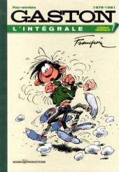 Gaston (L'intégrale Version Originale) -15- Gaston 1978-1981