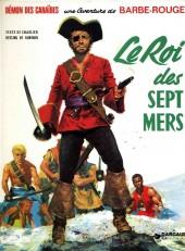 Barbe-Rouge -2c1977- Le Roi des Sept Mers