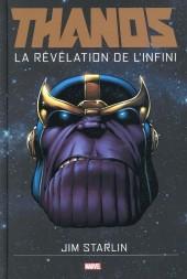 Thanos : La Trilogie de l'infini (2014) -1- Thanos : La révélation de l'infini