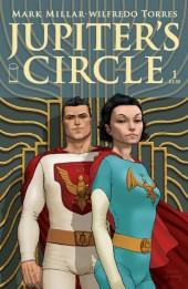 Jupiter's Circle (2015) -1- Issue 1