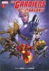 Marvel (Moustique) -5- Les Gardiens de la Galaxie : Les Avengers cosmiques
