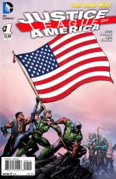 Justice League of America (2013) -1- World's Most Dangerous, Chapter One