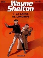 Wayne Shelton -7a- La lance de Longinus
