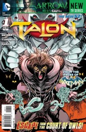 Talon (2012) -1- The Gotham Trap