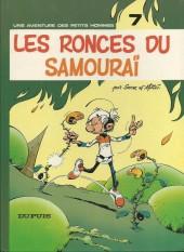 Les petits hommes -7a81- les ronces du samourai