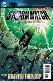 Stormwatch (2011) -7- Supercritical, Part One