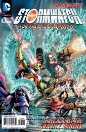 Stormwatch (2011) -8- Supercritical, Part Two