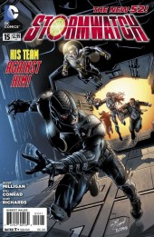 Stormwatch (2011) -15- Betrayal, Part One