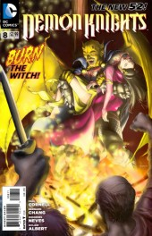 Demon Knights (2011) -8- The Ballad of Nimue & the Demon