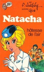 Natacha -1Poch- Hôtesse de l'air