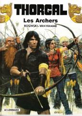 Thorgal -9c05- Les Archers