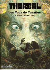 Thorgal -11b05- Les Yeux de Tanatloc