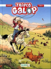 Triple galop -10- Tome 10