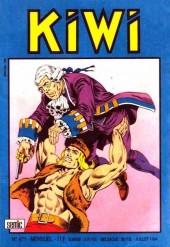 Kiwi -471- A qui est le daim ?