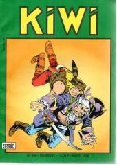 Kiwi -492- Règlement de compte