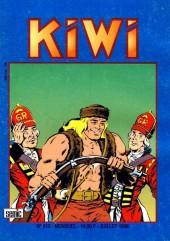 Kiwi -519- Une solide constitution
