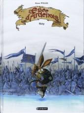 L'Épée d'Ardenois -4- Nuhy