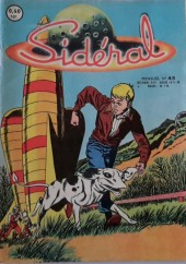 Sidéral (1re série) -48- Le chien invisible de l'espace