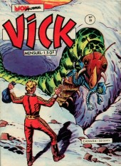 Vick -21- La planète en folie
