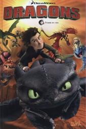 Dragons (DreamWorks) -1- Tombé du ciel