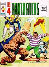 4 Fantásticos (Vol.2) (Los) -7- ¡Guerra en el Piso 36!