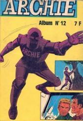 Archie (Jeunesse et Vacances) -Rec12- Album N°12 (du n°35 au n°37)