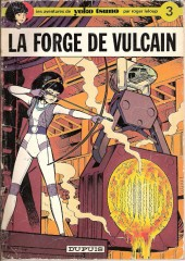 Yoko Tsuno -3a77- La forge de Vulcain