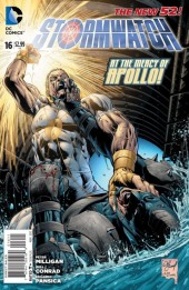 Stormwatch (2011) -16- Betrayal, Part Two