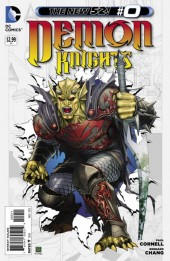 Demon Knights (2011) -0- The Prologue