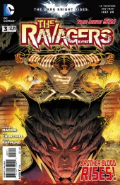 Ravagers (The) (2012) -3- Blood