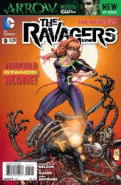 Ravagers (The) (2012) -9- Fathers