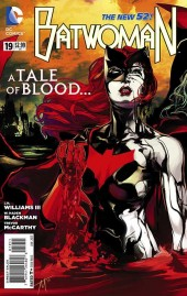 Batwoman (2011) -19- This Blood is Thick: Wounds