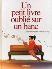 Un petit livre oublié sur un banc -2- Volume 2/2