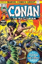 Conan the Barbarian Vol 1 (Marvel - 1970) -59- The ballad of Bêlit!