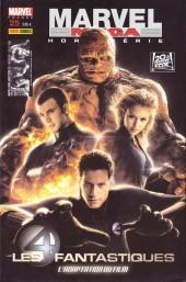 Marvel Méga Hors Série -25VC- Les Quatre Fantastiques : le film