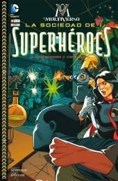 Multiverso (El) -2- La Sociedad de Superhéroes