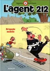 L'agent 212 -9b2011- Brigade mobile