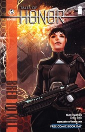 Tales of Honor -0FCBD- Bred to Kill - Free Comic Book Day 2015