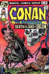 Conan the Barbarian Vol 1 (Marvel - 1970) -62- Lord of the lions!