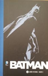 Batman (Le Soir) -6- Amère victoire - Partie 1
