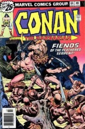 Conan the Barbarian Vol 1 (Marvel - 1970) -64- The secret of skull river!