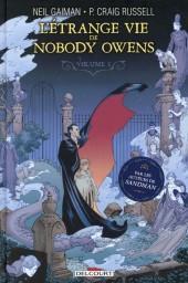 L'Étrange vie de Nobody Owens -1- Volume 1