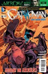 Catwoman (2011) -16- Battle in Black