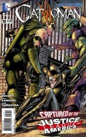 Catwoman (2011) -19- Slam