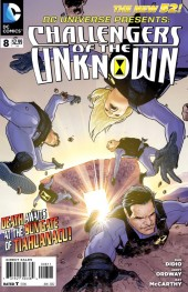 DC Universe Presents (2011) -8- Hiatus