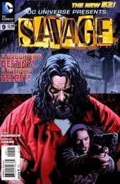DC Universe Presents (2011) -9- Savage, Part One