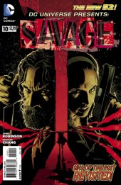 DC Universe Presents (2011) -10- Savage, Part Two